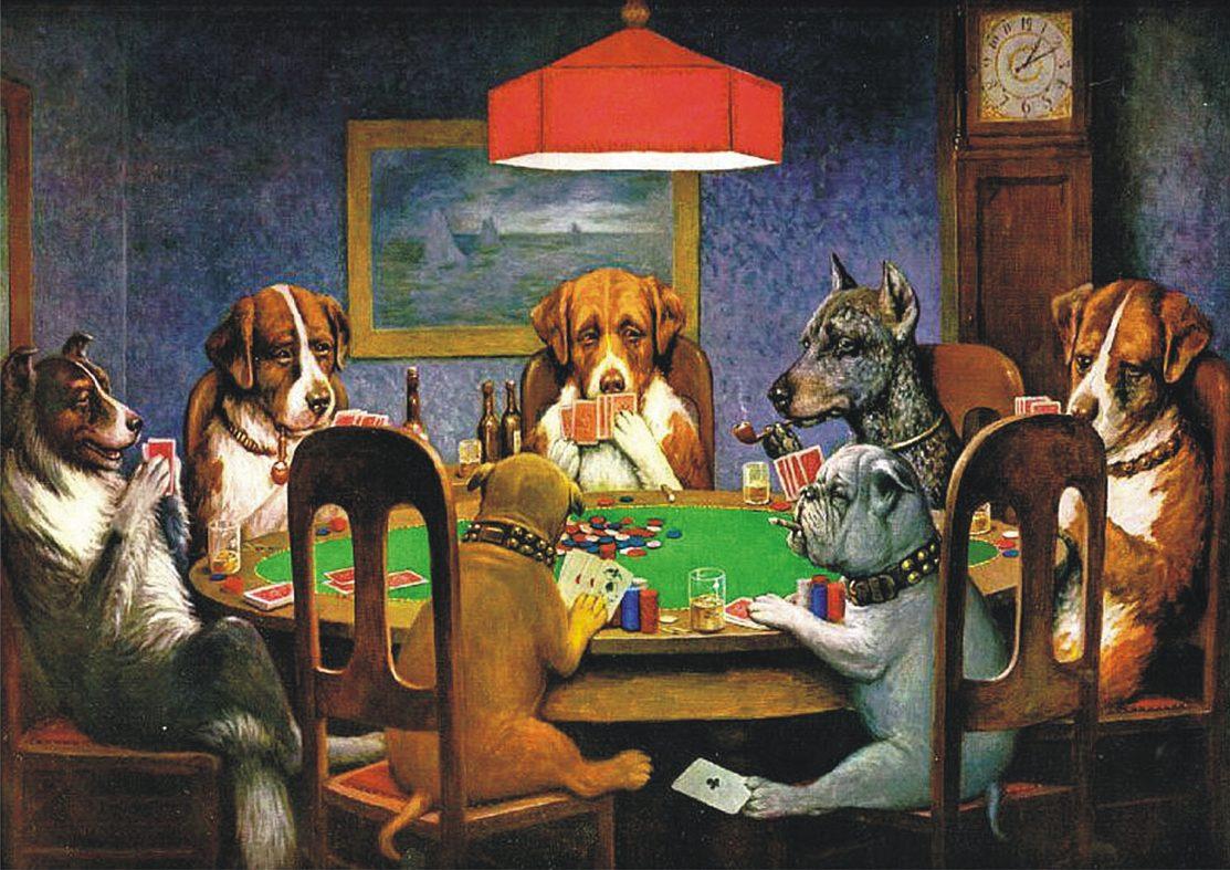 Game 5: Poker
