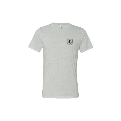 3413-Triblend-Short-Sleeve-T-Shirt-White Blend-Store